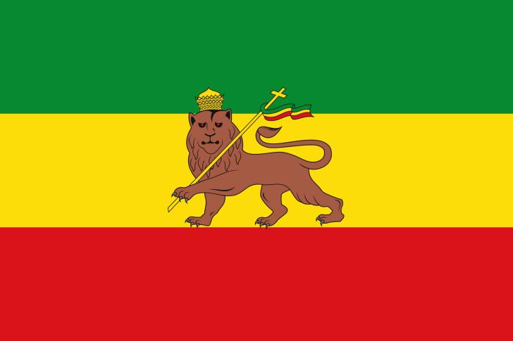 Flag of Ethiopia wallpaper