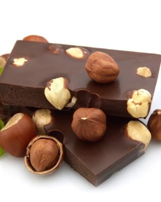 Chocolate With Hazelnuts - Obrázkek zdarma pro Nokia Asha 202