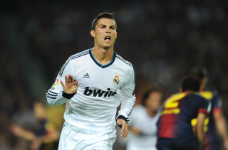 Cristiano Ronaldo - Obrázkek zdarma pro Sony Xperia Z3 Compact