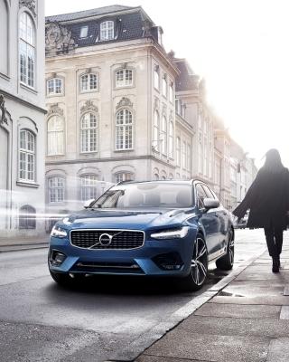 Volvo S90 - Obrázkek zdarma pro 128x160