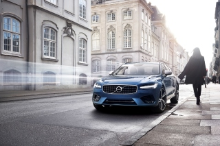 Volvo S90 - Obrázkek zdarma pro Fullscreen Desktop 1280x1024