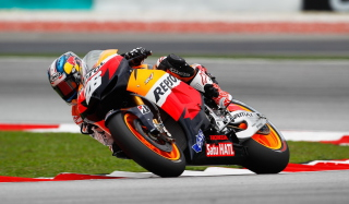 Malaysian Motorcycle Grand Prix Background for Android, iPhone and iPad