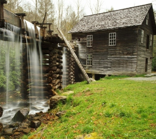 House In Village - Obrázkek zdarma pro iPad Air