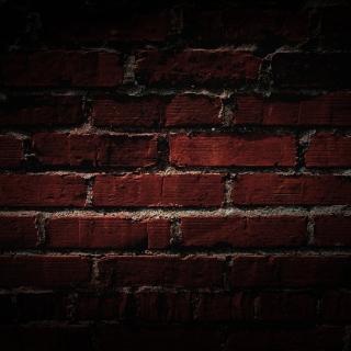Red Brick Wall - Obrázkek zdarma pro 320x320