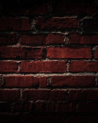 Red Brick Wall - Obrázkek zdarma pro Nokia Asha 306