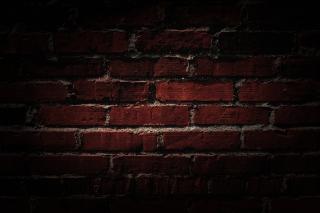 Red Brick Wall - Obrázkek zdarma pro Fullscreen Desktop 800x600