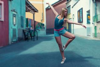 Street Acrobatic Dance - Obrázkek zdarma pro Samsung Galaxy S5