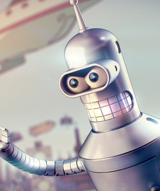 Bender - Obrázkek zdarma pro Nokia C2-03