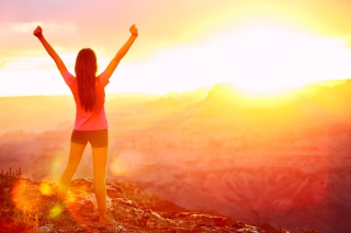 Good Morning Sunshine - Fondos de pantalla gratis para Nokia X2-01