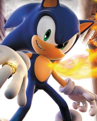 Sonic - Obrázkek zdarma pro iPhone 3G