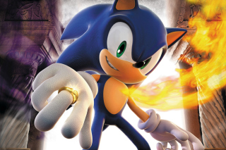 Free Sonic Picture for Android, iPhone and iPad