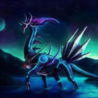 Dragon Moon - Obrázkek zdarma pro iPad mini 2