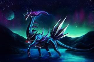 Dragon Moon - Obrázkek zdarma pro Sony Xperia Z