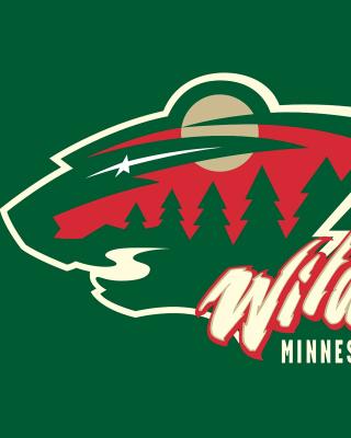 Minnesota Wild - Obrázkek zdarma pro Nokia Asha 502