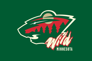 Minnesota Wild - Obrázkek zdarma pro 480x320