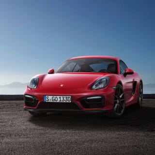 Porsche Cayman GTS 2015 - Obrázkek zdarma pro 2048x2048