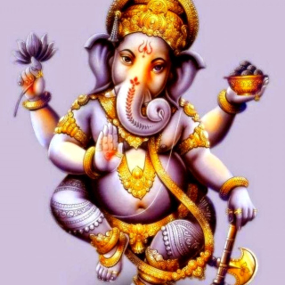 Ganesh Chaturthi - Obrázkek zdarma pro iPad mini