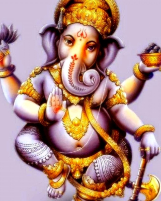 Ganesh Chaturthi Picture for Nokia N8