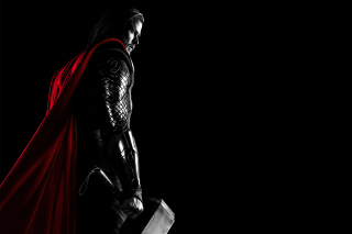 Thor Movie 2011 HD Background for Android, iPhone and iPad