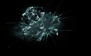 3D Broken Glass Wallpaper for Android, iPhone and iPad