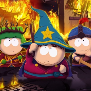 South Park: The Stick Of Truth - Obrázkek zdarma pro iPad 3