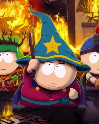 South Park: The Stick Of Truth - Obrázkek zdarma pro Nokia Asha 202