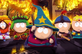 South Park: The Stick Of Truth - Obrázkek zdarma pro 800x480