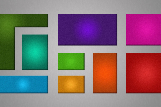 Multicolored Squares Picture for Android, iPhone and iPad