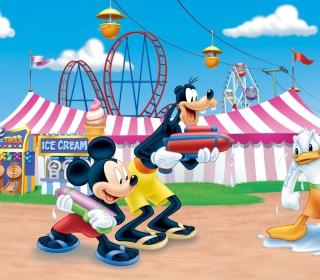 Mickey - Obrázkek zdarma pro iPad