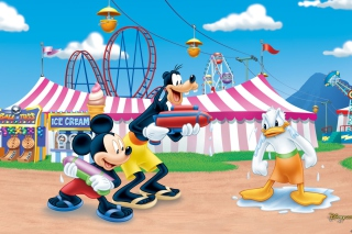 Mickey Background for Android, iPhone and iPad
