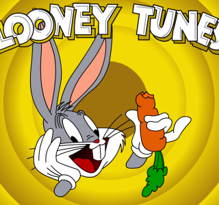 Looney Tunes - Bugs Bunny - Obrázkek zdarma pro iPad Air