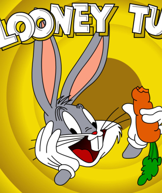 Looney Tunes - Bugs Bunny - Obrázkek zdarma pro Nokia Asha 305