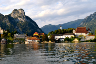 Salzkammergut Wallpaper for Android, iPhone and iPad