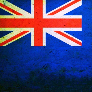 Flag of New Zealand - Obrázkek zdarma pro iPad mini 2