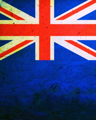 Flag of New Zealand - Obrázkek zdarma pro 640x960