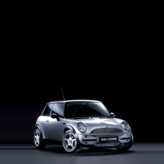 Mini Cooper - Obrázkek zdarma pro 2048x2048