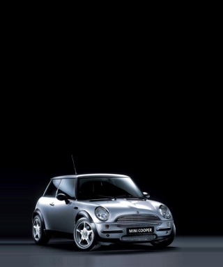 Mini Cooper - Obrázkek zdarma pro 750x1334