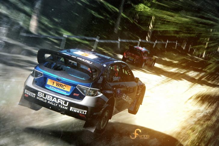 Gran Turismo 5 Rally Game wallpaper