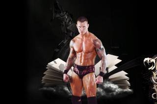 Randy Orton - Obrázkek zdarma pro 800x480