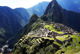 Free Machu Picchu Peru Picture for Android, iPhone and iPad