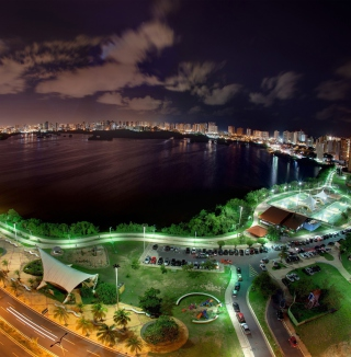 Sao Luis - Maranhao Brazil - Obrázkek zdarma pro iPad 2