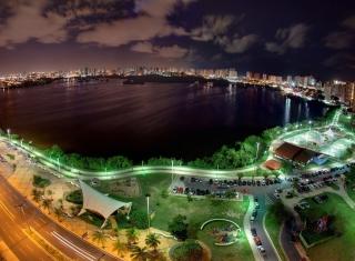 Sao Luis - Maranhao Brazil - Obrázkek zdarma pro 1366x768