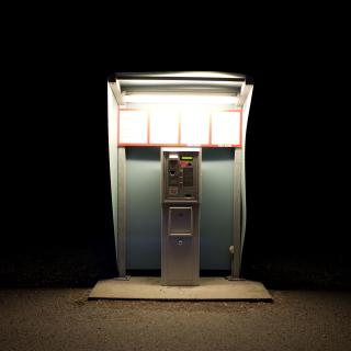 Ticket Machine - Obrázkek zdarma pro 2048x2048