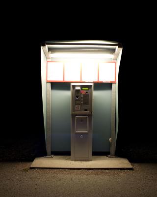 Ticket Machine - Obrázkek zdarma pro Nokia C3-01 Gold Edition