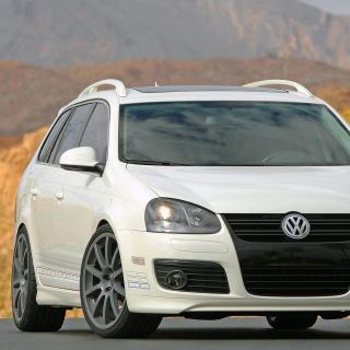 Volkswagen Jetta TDI SportWagen - Obrázkek zdarma pro iPad
