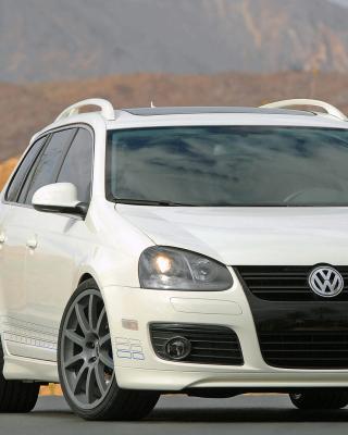 Volkswagen Jetta TDI SportWagen - Obrázkek zdarma pro 240x432