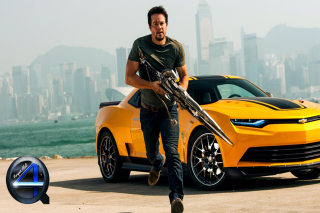 Mark Wahlberg In Transformers Picture for Android, iPhone and iPad