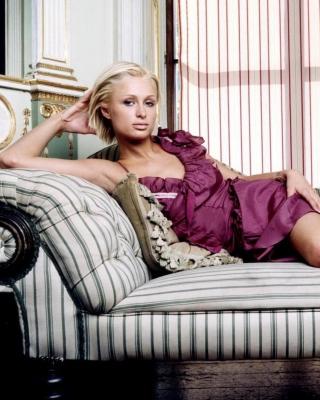 Paris Hilton - Obrázkek zdarma pro Nokia X2-02