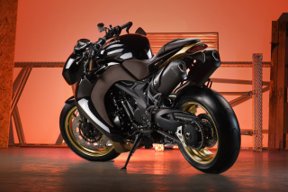 Triumph Motorcycle Background for Android, iPhone and iPad