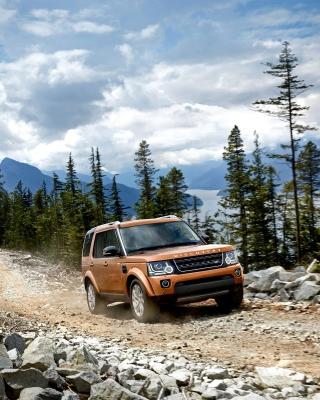 Land Rover Discovery - Obrázkek zdarma pro Nokia 300 Asha